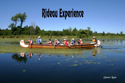 Rideau Experience - photo by Simon Lunn